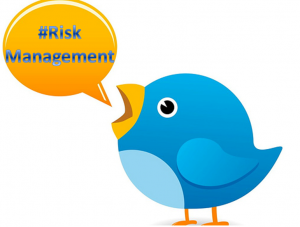 Risk Management Twitter Feed