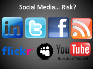 Social Media Risk Management