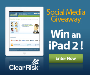 ClearRisk Social Media Contest Details